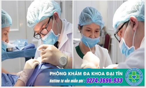 Điều trị nấm da đầu bằng phương pháp ngoại khoa